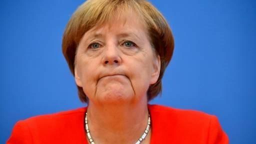 Thủ tướng Đức Angela Merkel. (Nguồn: Stem)