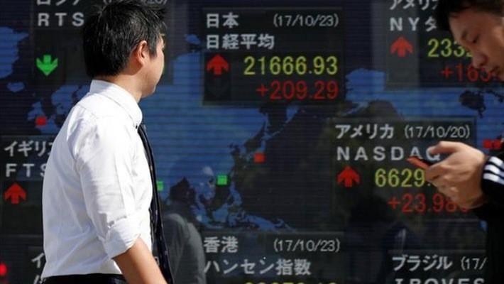 Tăng là xu hướng chủ đạo của MSCI châu Á-Thái Bình Dương trong năm nay, với mức tăng từ đầu năm đã đạt 33% - Ảnh: Reuters.