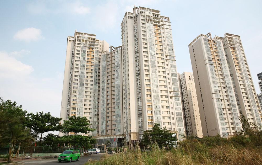 Các nhà đầu tư bất động sản đã có sự chuyển hướng tăng mạnh sản phẩm căn hộ quy mô vừa và nhỏ. Ảnh: Đinh Quang Tuấn