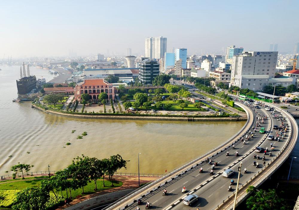 2018 là năm đầu tiên TP.HCM được Bộ Chính trị, Quốc hội và Chính phủ cho phép thí điểm thực hiện cơ chế, chính sách đặc thù . Ảnh: Quang Tuấn