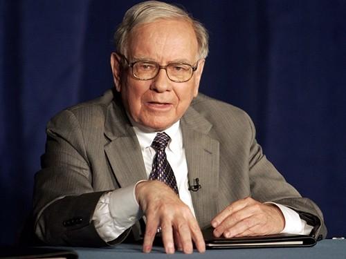 Huyền thoại đầu tư Warren Buffett. Ảnh:AP