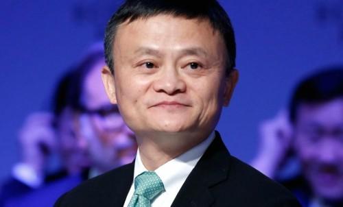 Jack Ma hạnh phúc hơn khi là một giáo viên với đồng lương ít ỏi vì ở vai tròtỷ phú, ông mang nhiều trách nhiệm. Ảnh:CNBC.
