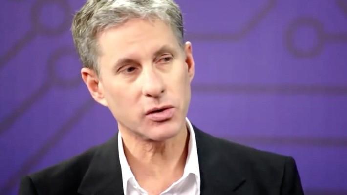 Ông Chris Larsen, nhà đồng sáng lập tiền ảo Ripple.