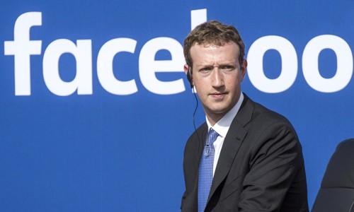 Zuckerberg đang quan tâm đến tiền ảo và các công nghệ đằng sau nó. Ảnh:CNBC.