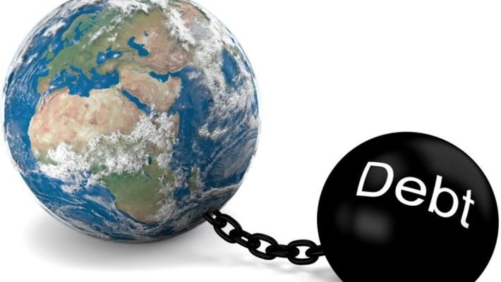 Trên toàn cầu, tỷ lệ nợ so với GDP vào thời điểm quý 3/2017 ở mức khoảng 318%.