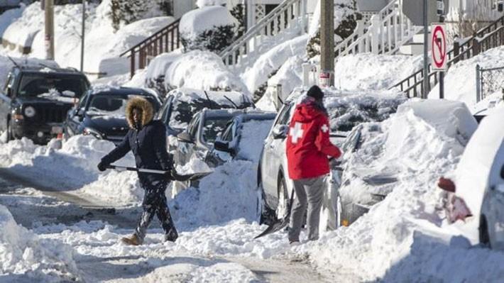 Nhiều bang Mỹ rét chưa từng thấy vì siêu bão tuyết - ảnh 2
