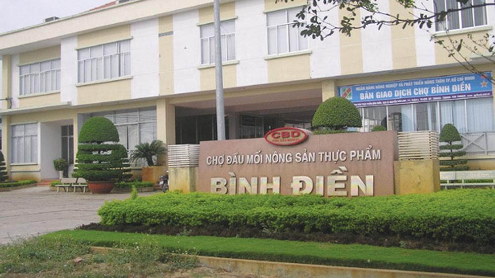 Có 4 nhà thầu đã tham gia nộp HSDT Gói thầu Nâng cấp khu bán thực phẩm tươi sống chợ đầu mối Bình Điền, TP.HCM