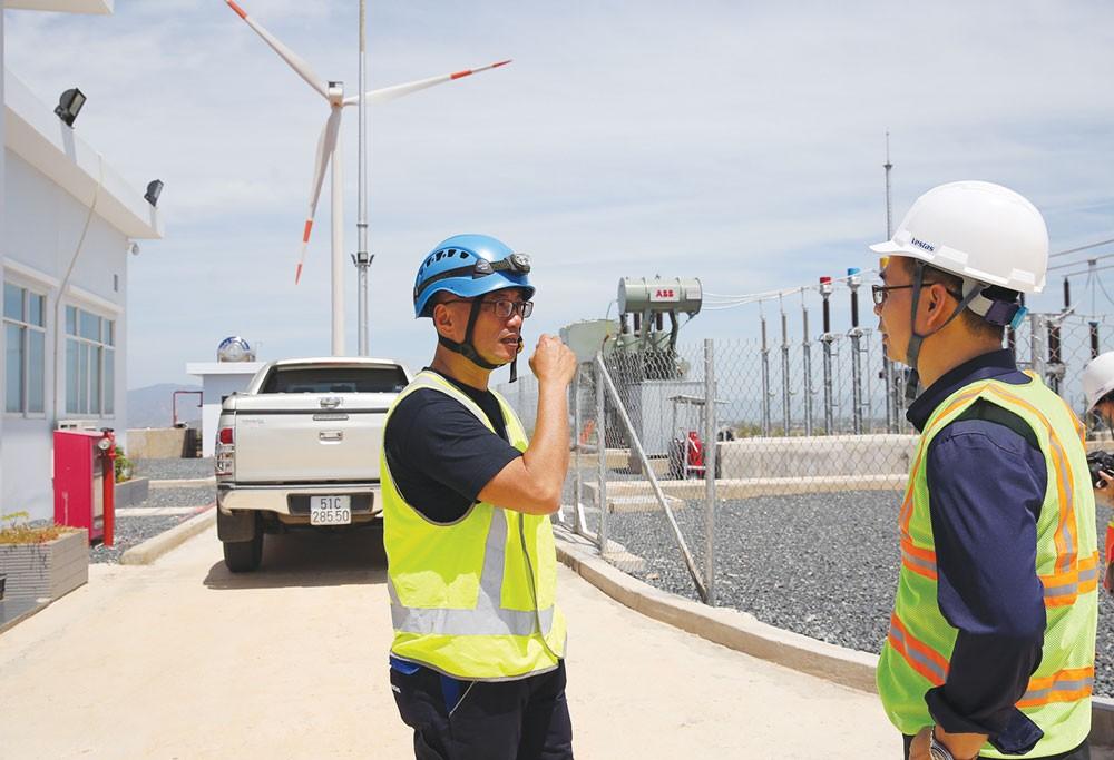 PPP sẽ tháo gỡ vấn đề huy động vốn đầu tư cho ngành điện. Ảnh: Lê Tiên