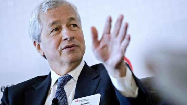 Ông Jamie Dimon, CEO ngân hàng JP Morgan Chase.