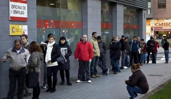 Một văn phòng tuyển dụng ở Tây Ban Nha. (Nguồn: Getty Images)