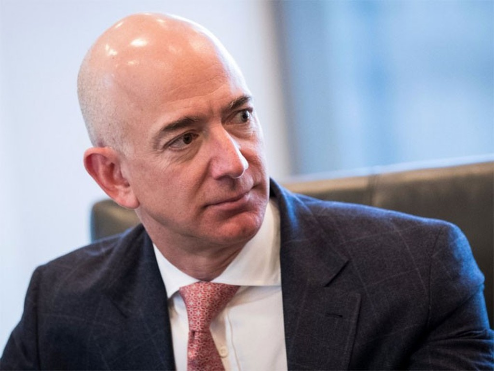 7 sự thật ít người biết về khối tài sản 105 tỷ USD của CEO Amazon - ảnh 1