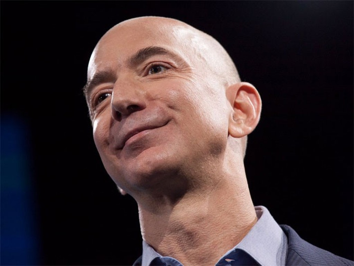 7 sự thật ít người biết về khối tài sản 105 tỷ USD của CEO Amazon - ảnh 7