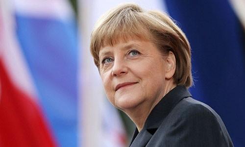 Thủ tướng Đức Angela Merkel. Ảnh:Prime.md.