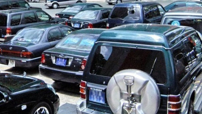 Tổng cục Hải quan thanh lý 50 xe công có xe giá 16 triệu đồng.
