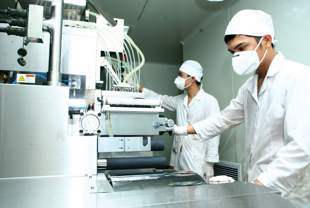 """Mekophar có chỉ số EPS dẫn đầu trong các """"ông lớn"""" ngành dược đã niêm yết. Ảnh: Dương Thúy"""