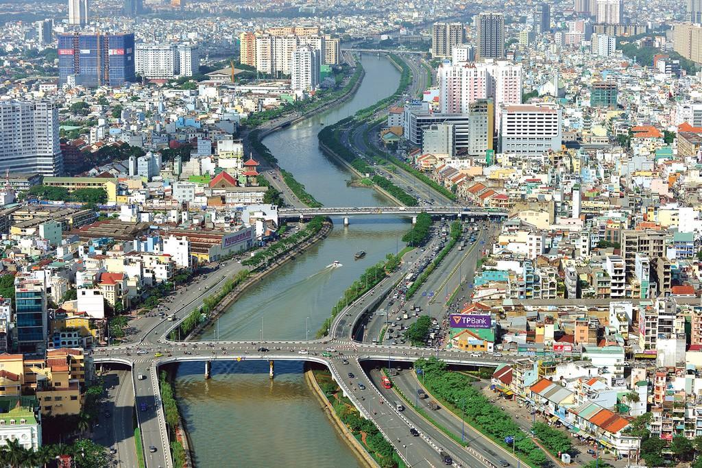 Theo Luật Quy hoạch, Nhà nước chỉ quy hoạch các lĩnh vực hạ tầng thiết yếu để kiến tạo sự phát triển theo cơ chế thị trường. Ảnh: Đinh Quang Tuấn