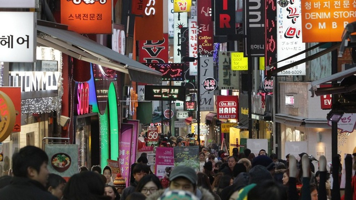 Kích cầu Thế vận hội Olympics, Hàn Quốc mở lễ hội mua sắm