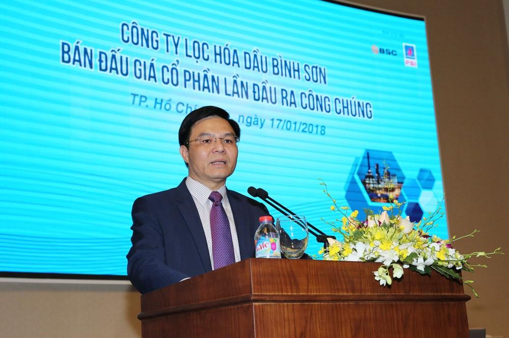 IPO Lọc hóa dầu Bình Sơn: Nhà nước thu về hơn 5.566 tỷ đồng - ảnh 1