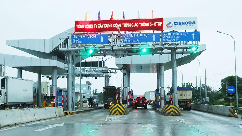 Tổng công ty Xây dựng công trình giao thông 5 là một trong 3 doanh nghiệp được Bộ GTVT chuyển giao quyền đại diện chủ sở hữu vốn nhà nước về SCIC. Ảnh: Lê Tiên