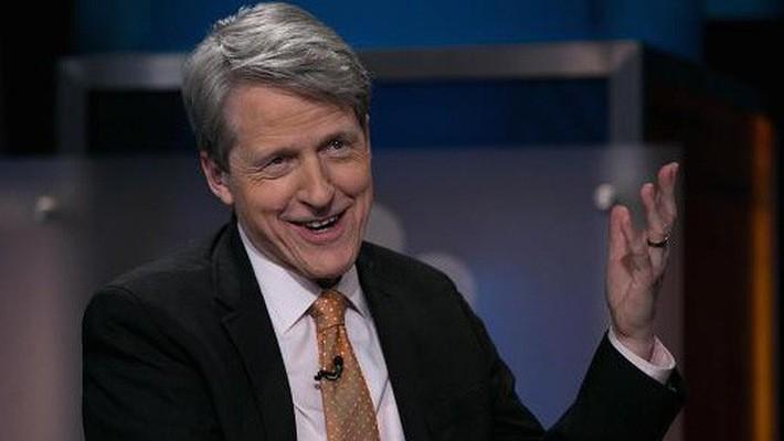 Giáo sư Robert Shiller thuộc Đại học Yale, Mỹ - Ảnh: CNBC.