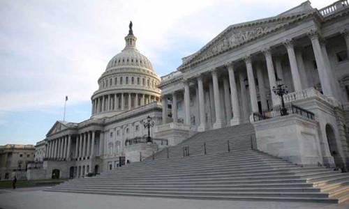 Tòa nhà quốc hội Mỹ. Ảnh:Reuters.