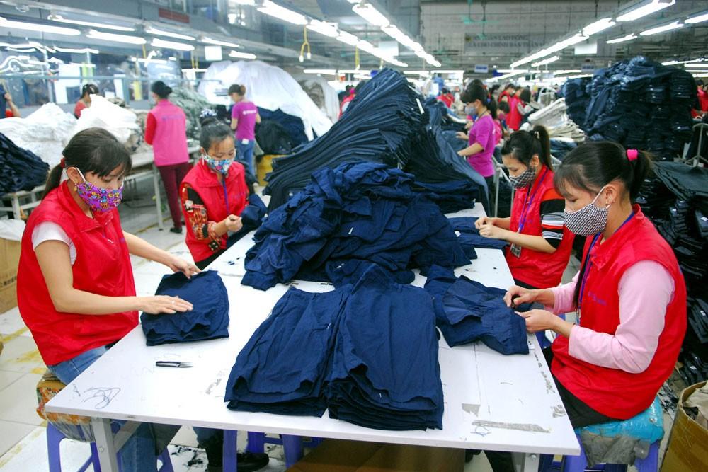 Theo dự báo, tăng trưởng kinh tế năm 2018 của Việt Nam ước đạt 6,58%. Ảnh: Huấn Anh