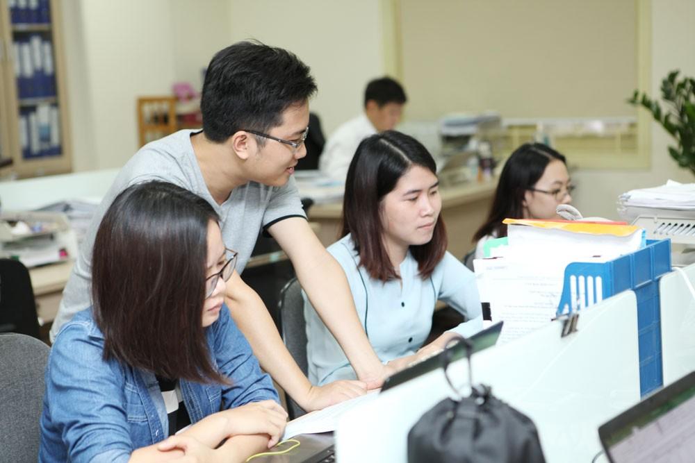AASC luôn chú trọng công tác tuyển dụng đầu vào, đào tạo rèn luyện nguồn nhân lực chất lượng cao về chuyên môn và đạo đức nghề nghiệp