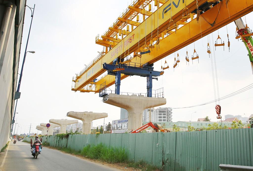 Bộ GTVT được giao xây dựng nhu cầu, định hướng sử dụng vốn vay ODA và vay ưu đãi cho lĩnh vực hạ tầng giao thông. Ảnh: Hoài Tâm
