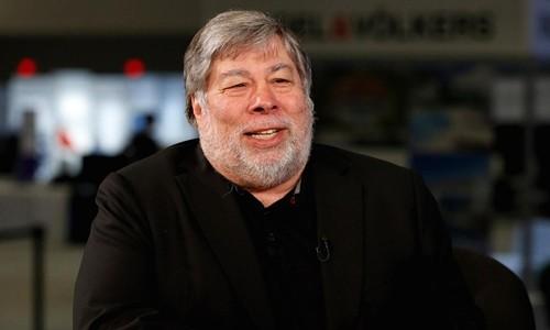 Steve Wozniak đã bán gần hết Bitcoin. Ảnh:CNBC