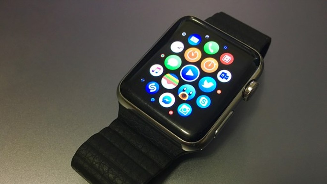 Apple Watch. (Nguồn: 9to5Mac)