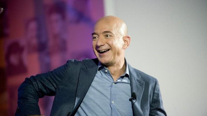 CEO Amazon - Jeff Bezos - Ảnh: Business Journals.