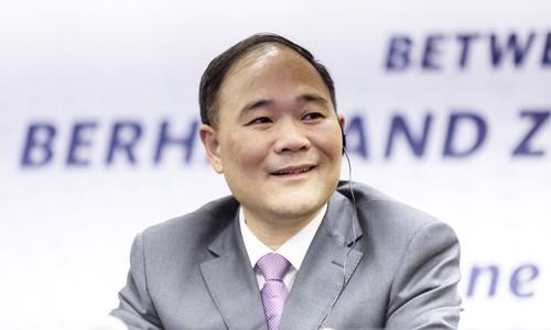 Ông Li Shufu hiện sở hữu khối tài sản trị giá 16,6 tỷ USD, theo Forbes. Ảnh:Bloomberg