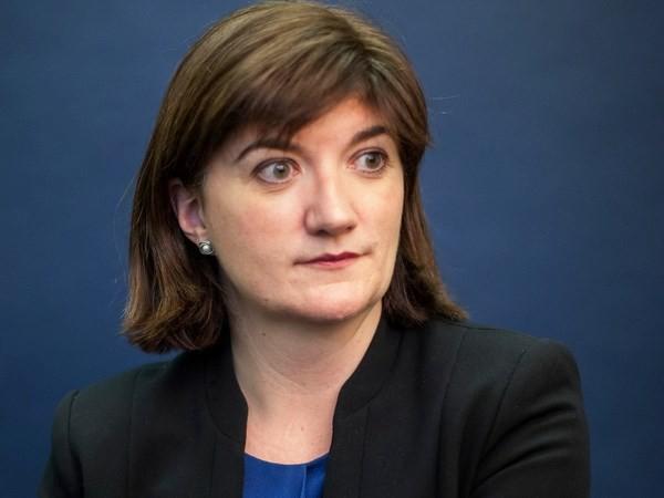Chủ tịch Ủy ban Tài chính thuộc Nghị viện Anh Nicky Morgan. (Nguồn: Guardian)