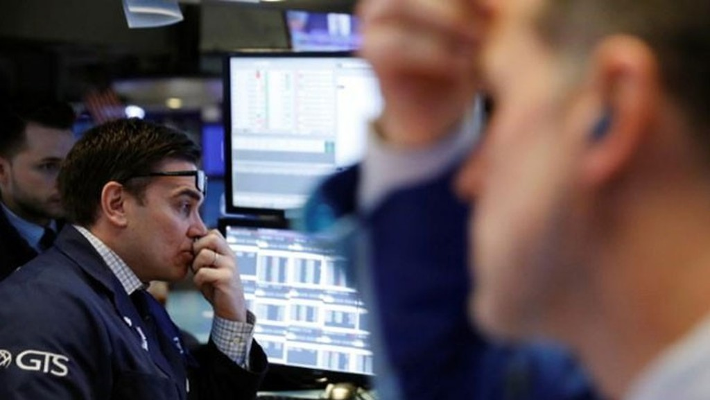 Chứng khoán Mỹ đã giảm điểm 3 phiên liên tiếp - Ảnh: Reuters.