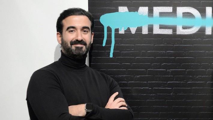 Ayman Hariri - người đồng sáng lập Vero - Ảnh: CNN.