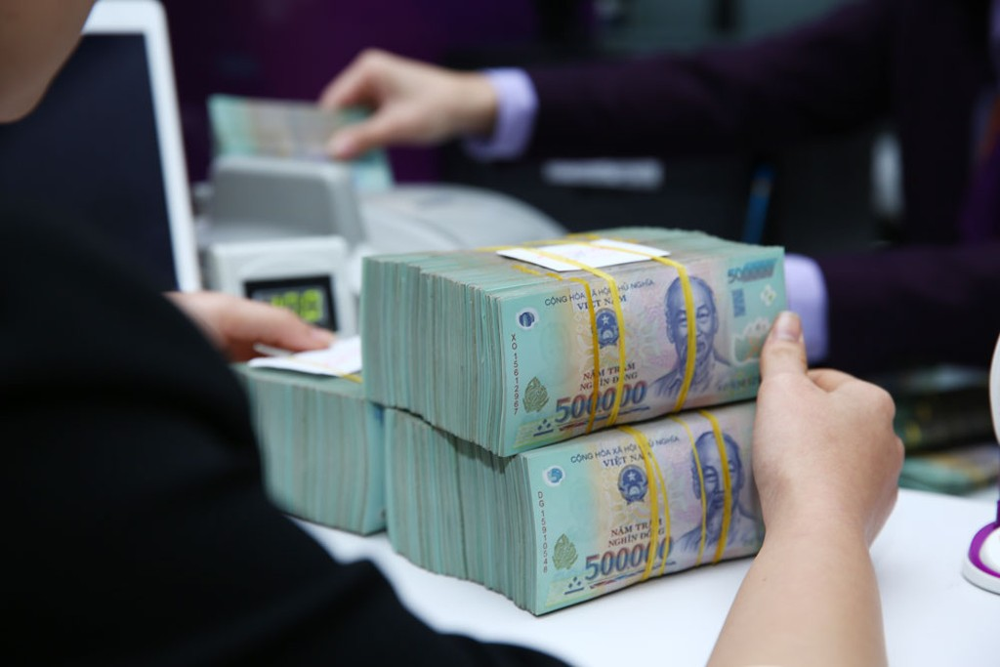 Ngân hàng Nhà nước đã hút ròng gần 42 nghìn tỷ đồng trong 3 ngày của tuần đầu tiên sau kỳ nghỉ Tết Nguyên đán. Ảnh: Tiên Giang