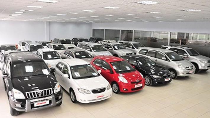 Nhập khẩu ôtô những tháng đầu năm giảm kỷ lục do tác động của Nghị định 116 và Thông tư 03.