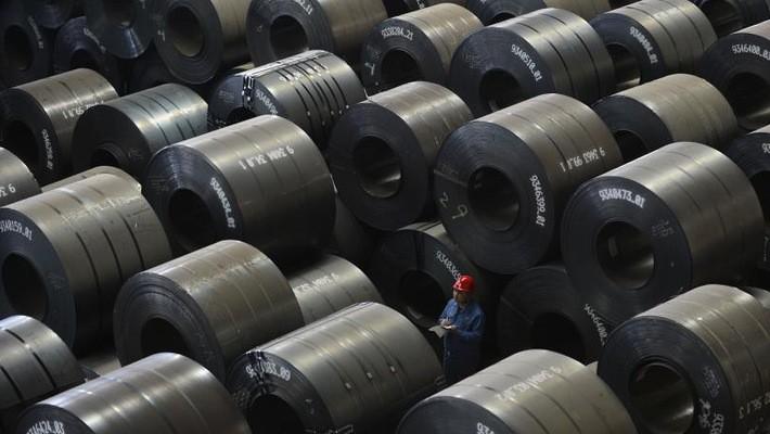 Trung Quốc sở hữu một ngành công nghiệp thép khổng lồ - Ảnh: Reuters.