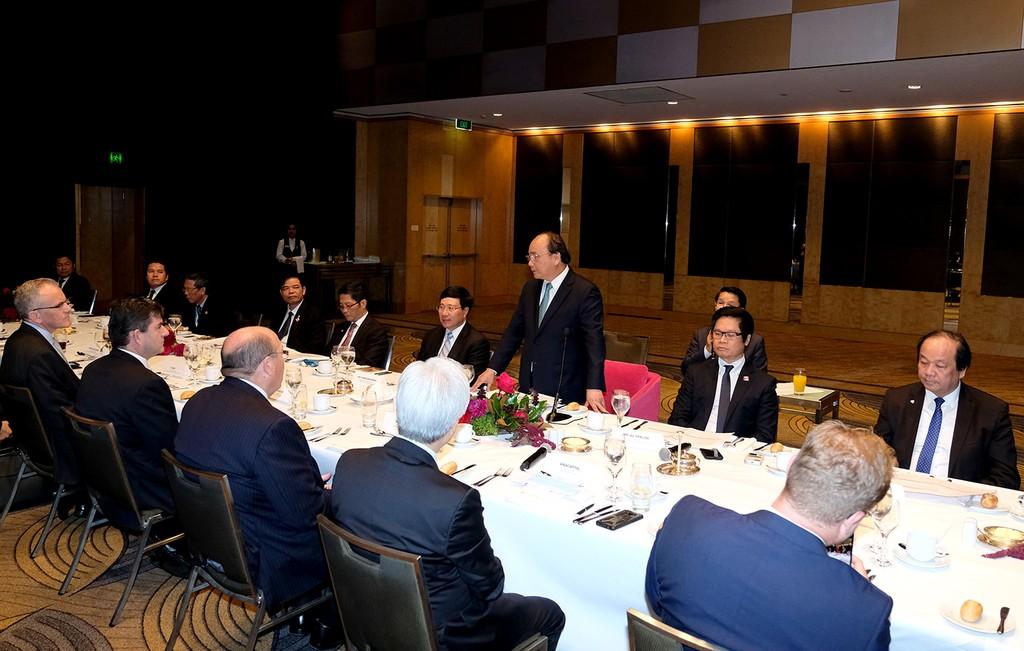 Thủ tướng đối thoại với nhà đầu tư Australia về thời cơ lớn tại Việt Nam - ảnh 2