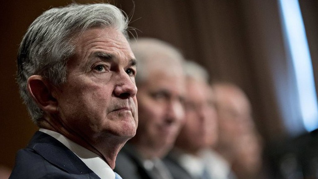 Chủ tịch FED Jerome Powell - Ảnh: Bloomberg/NYT.