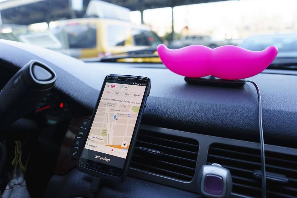 Đối thủ của Uber là ai? - ảnh 3