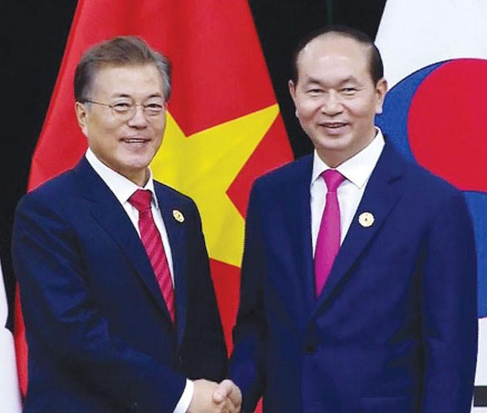 Chương mới trong quan hệ hợp tác Việt Nam - Hàn Quốc - ảnh 1