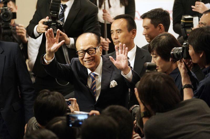 """Những người thừa kế tài sản của các """"ông trùm"""" kinh doanh hàng đầu Hong Kong - ảnh 1"""