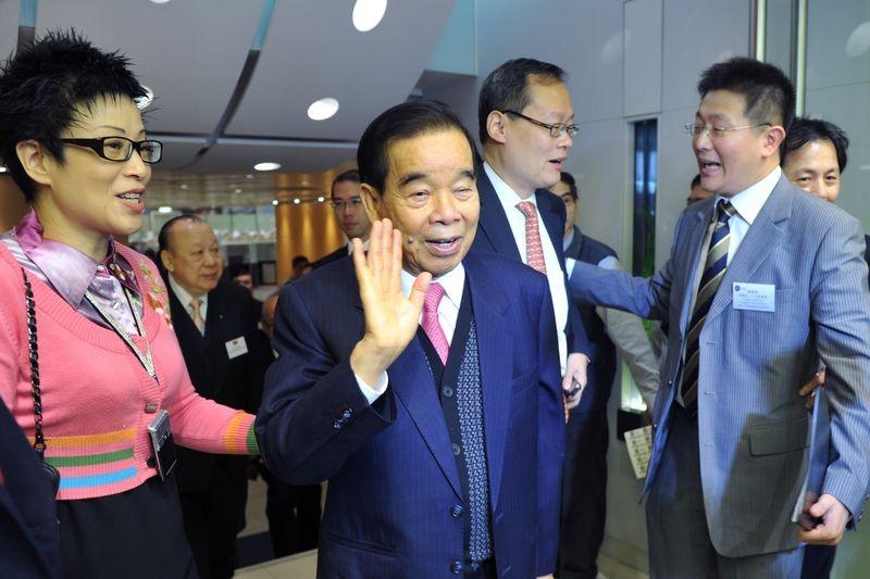 """Những người thừa kế tài sản của các """"ông trùm"""" kinh doanh hàng đầu Hong Kong - ảnh 5"""