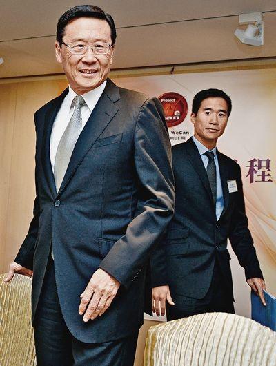 """Những người thừa kế tài sản của các """"ông trùm"""" kinh doanh hàng đầu Hong Kong - ảnh 11"""