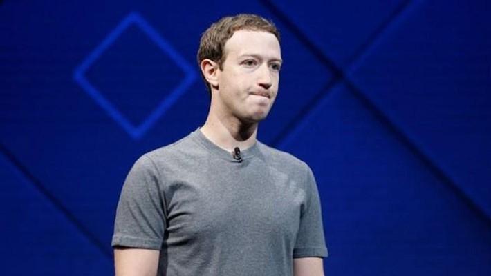 Nhà sáng lập Facebook Mark Zuckerberg trong một sự kiện ở California, Mỹ, tháng 4/2017 - Ảnh: Reuters.