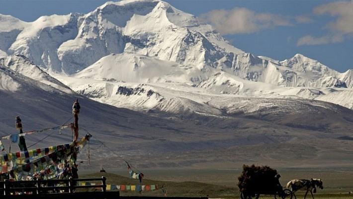 Cao nguyên Tây Tạng - Ảnh: Alamy/SCMP.