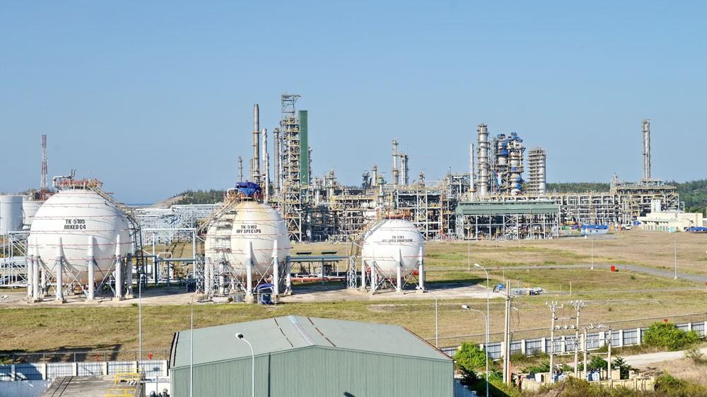 BSR đang thực hiện Dự án Nâng cấp, mở rộng Nhà máy Lọc dầu Dung Quất thêm 30% công suất so với hiện tại