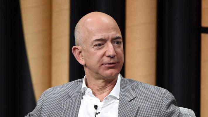 Jeff Bezos - Ảnh: Time.