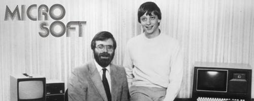 Tỷ phú Bill Gates làm gì ở tuổi 20? - ảnh 1